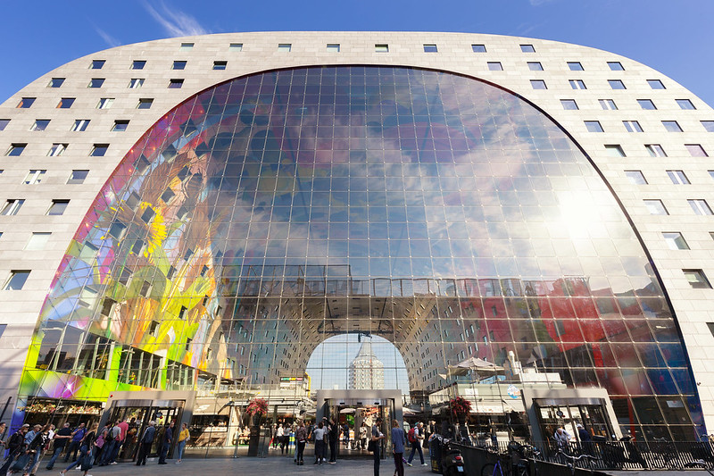 Markthal Rotterdam IV