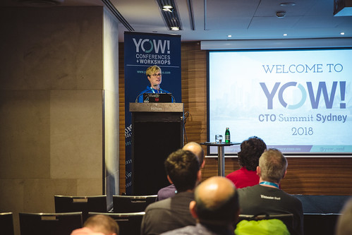 YOW! CTO Summit 2018 Sydney | by YOW! Conference Australia