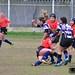 Galeria: RC L'Hospitalet-INEF vs Club Rugby Tarragona, J1 2ª Fase Lliga Catalana rugby femení 2018-2019