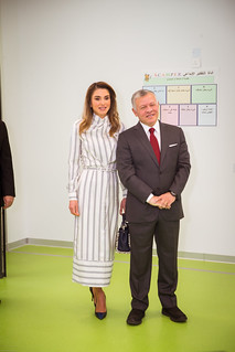 The inauguration of QRTA's new premises | by queenrania