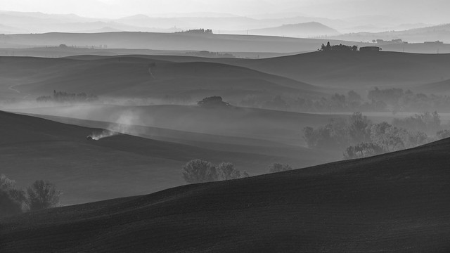 *Agriculture in the Val d'Orcia*