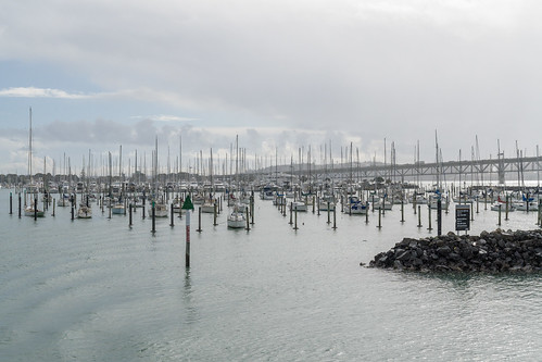 315.364.2018 Auckland Harbour Marina, New Zealand | by Kris McNeil