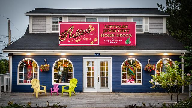 Cape Breton Shop