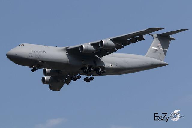 87-0032 United States Air Force Lockheed C-5M Super Galaxy