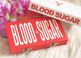 Jeffree Star Blood Sugar Palette | by <Nikki P.>