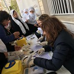 Screening by Chronic Care Center team / National screening campaign in Aley