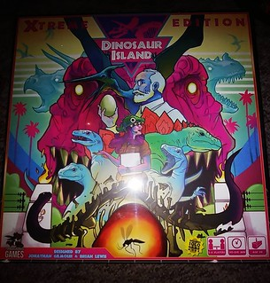 The #jurassicpark of board games arrived the other week - Dinosaur Island #dinosaurs #boardgames | by rd1701