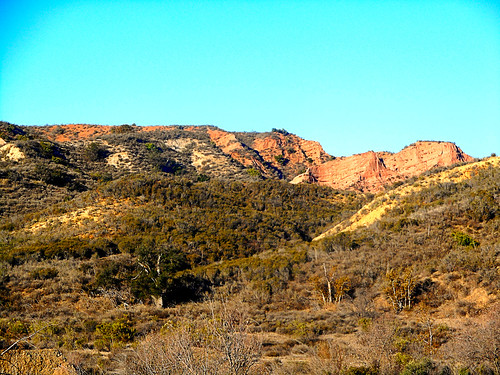silverado bakercanyon irvineranchnaturallandmarks california photo digital autumn fall geology chaparral morning