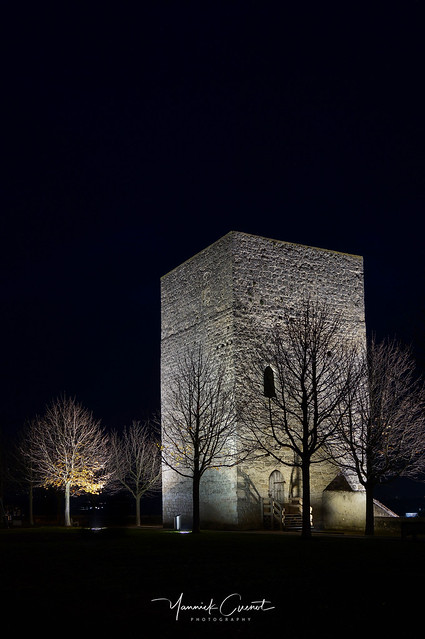 Last tower standing.