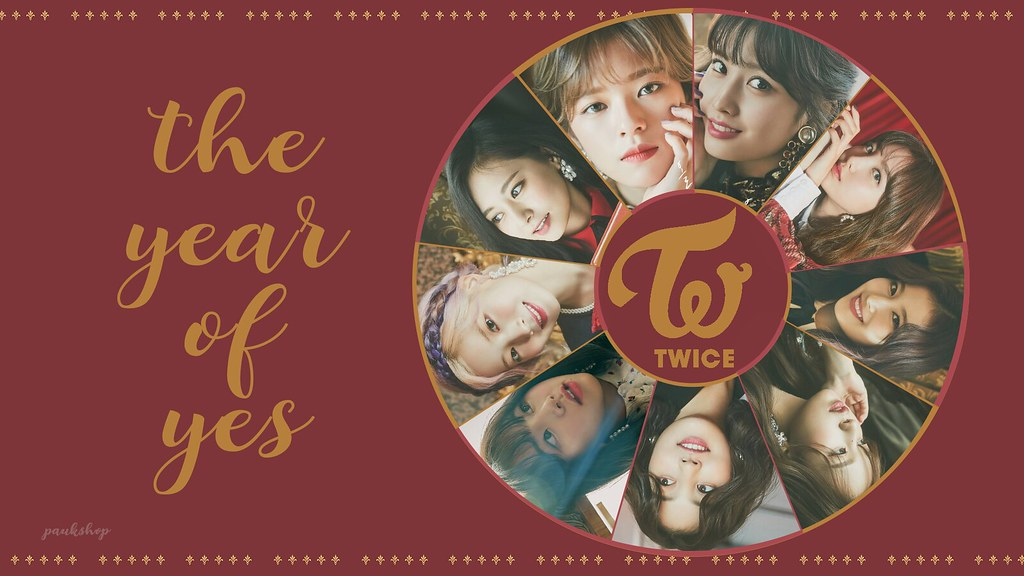 Twice: Year of Yes Wallpaper | paukshop | Flickr