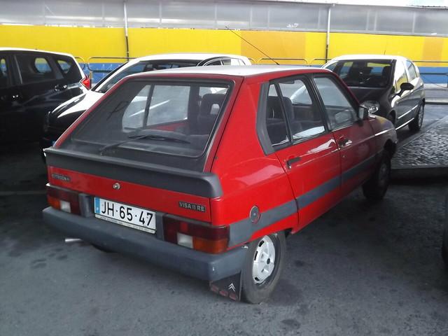 Citroën Visa 11 RE