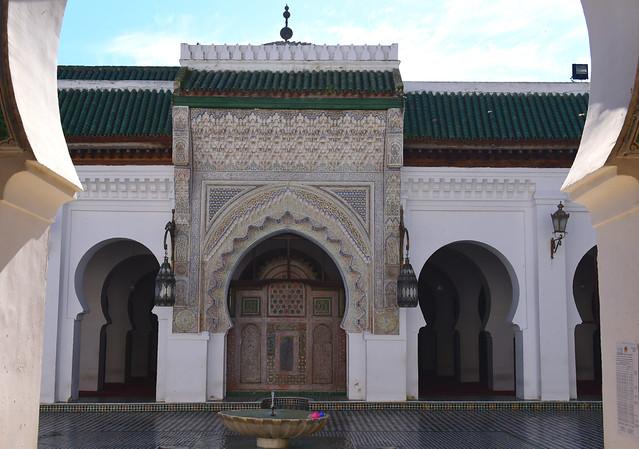 Bou Inania Madrasa, Fès, Morocco, January 2019 D810 936