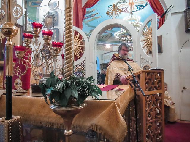 09.12.2018 Божественная литургия