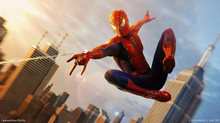 "Marvel's Spider-Man: ""Webbed Suit"" 