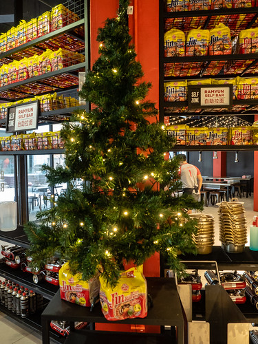 It is Christmas time at Apple Samgyupsal | by huislaw