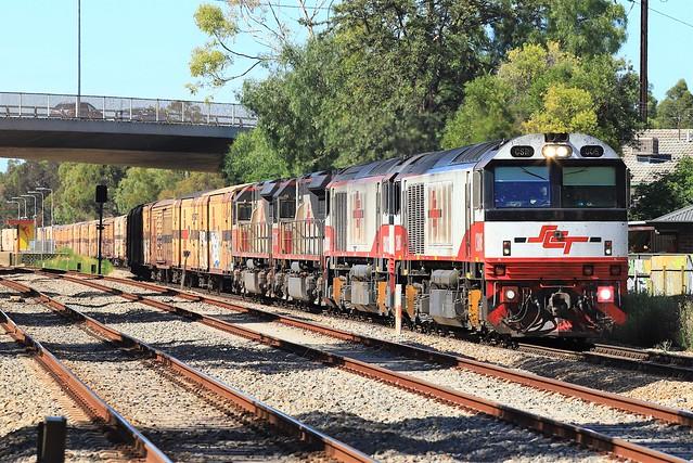6MP9 CSR005, CSR012, SCT005 & SCT015 North Adelaide