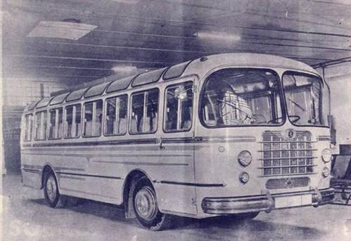 Autobús Nazar interurbà versió luxe