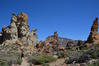Roques de Garcia route, Teide National Park, Tenerife, Canary Islands | by BuzzTrips