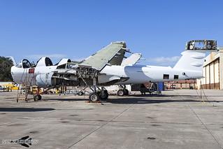 EA-6B Prowler NAS Jacksonville   by Ivan Voukadinov