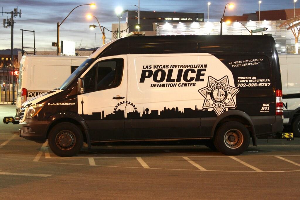 Freightliner Las Vegas >> Las Vegas Metro Police Freightliner Sprinter In Las Vegas