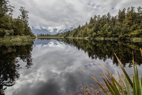 Lake Matheson [New Zealand] | by Vins 64
