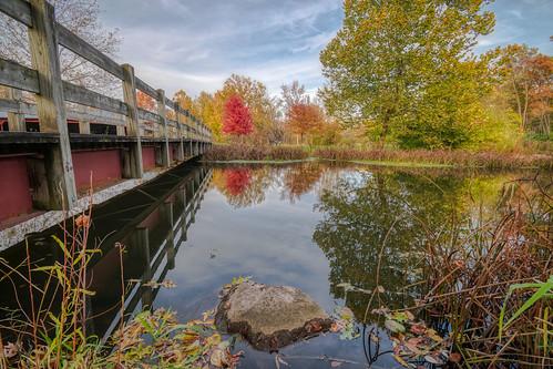 Bonneyville Bridge #2   by tquist24