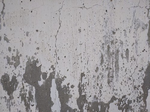 Cracked Concrete Wall 09 - by TexturePalace.com   by texturepalace