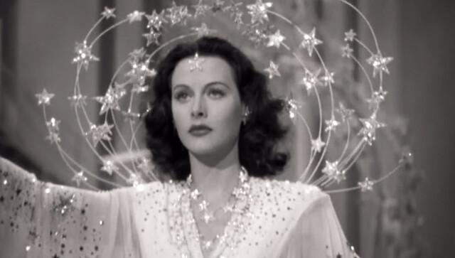 Beautiful Actress Hedy Lamarr