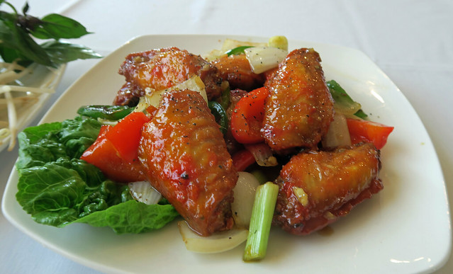 Fish Sauce Wings - Royal Garden