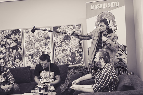 Entrevista a Masaki Satō | by cooljapanes