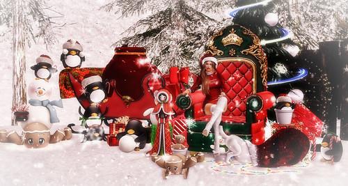 Santa-better-hurry