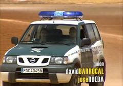 Guardia Civil 1999 Nissan Terrano II en Los Hombres De Paco Antena3 LHDP