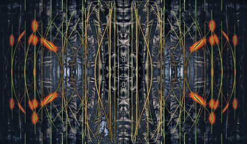 canada ontario paulboudreauphotography niagara d5100 nikon nikond5100 nikkor50mm18 sunset fence crack wood stcatharines abstract art manipulation 6k