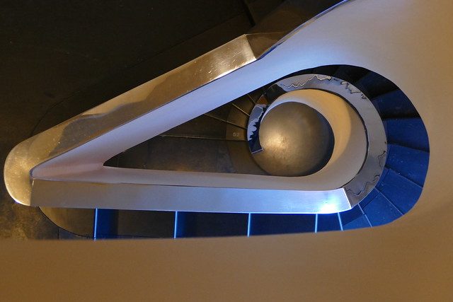 Stairwell in huize Sonneveld 1