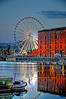 Albert Dock by Tony Shertila