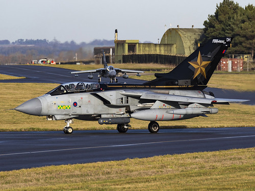 Royal Air Force | Panavia Tornado GR4 | ZD716 | by MTV Aviation Photography