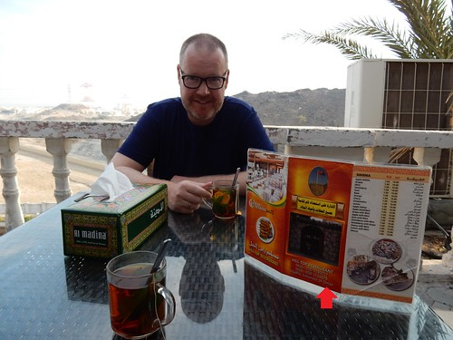 Madha - thee in exclave van Oman