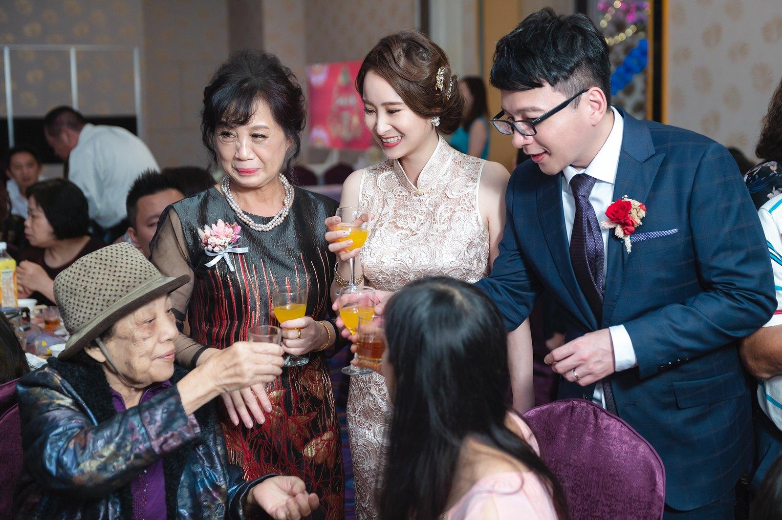 Pon & Peta 國釗 嘉玲 歸寧婚宴 彰化二鹿京華