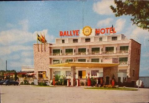 Hotel Rallye Figueres benzinera
