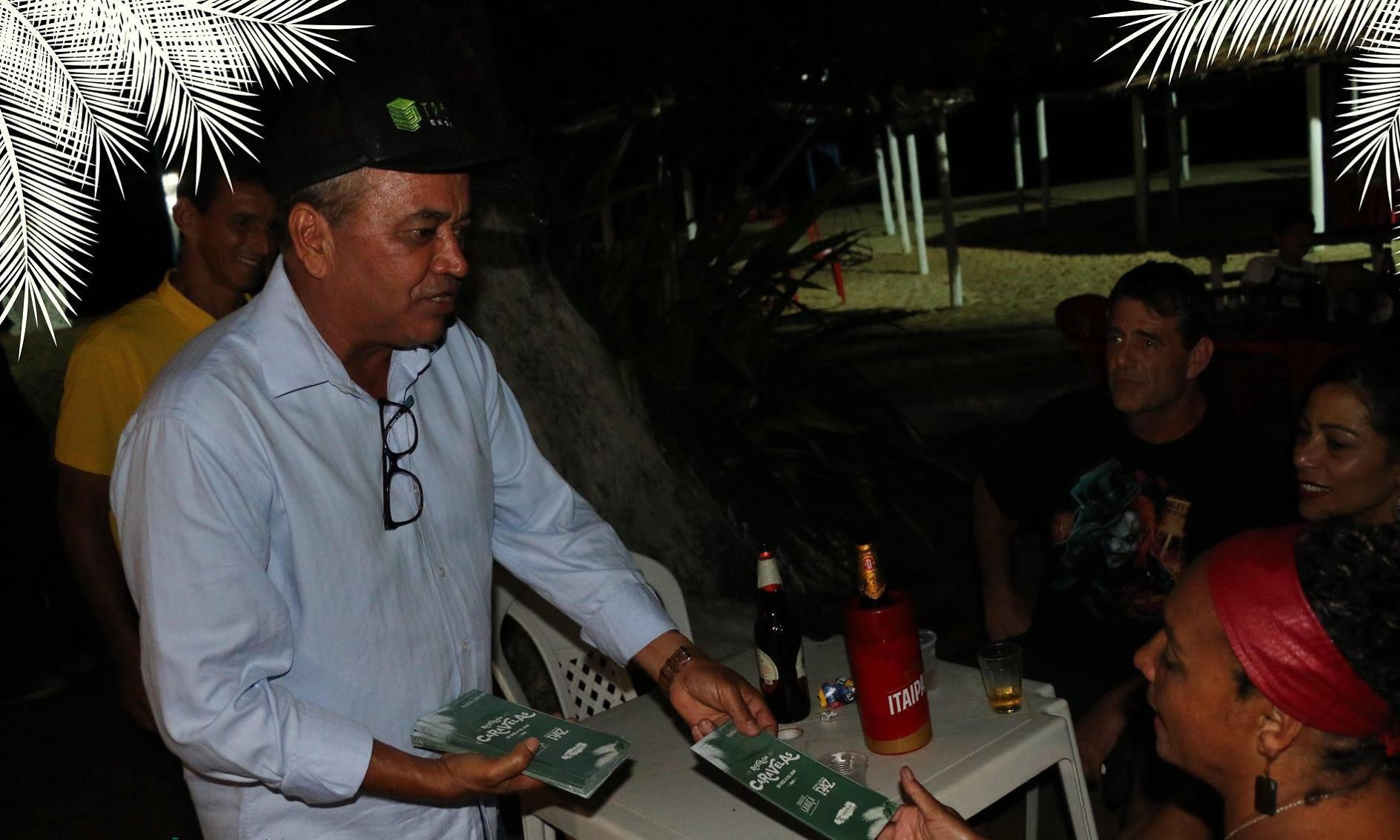 Luau com Ruy Galdino dá início às festas de final de ano em Caravelas (7)