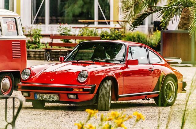PORSCHE 911 1974 - 1989