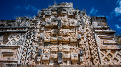 2018 - Mexico - UXMAL - Lord Chac Figures