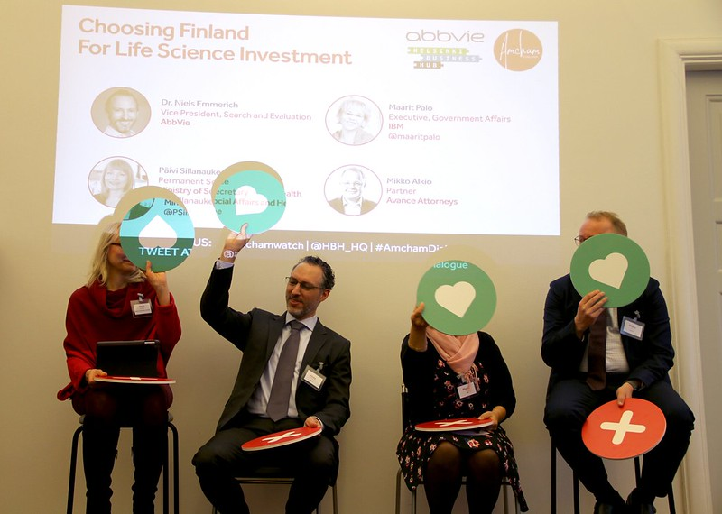 Choosing Finland for Life Science Investment