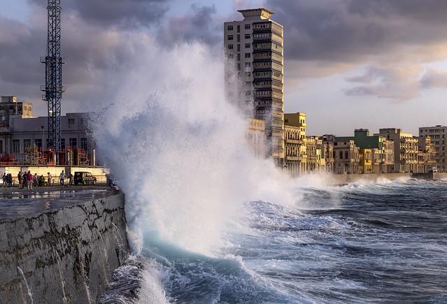 From sea to sky in Havana