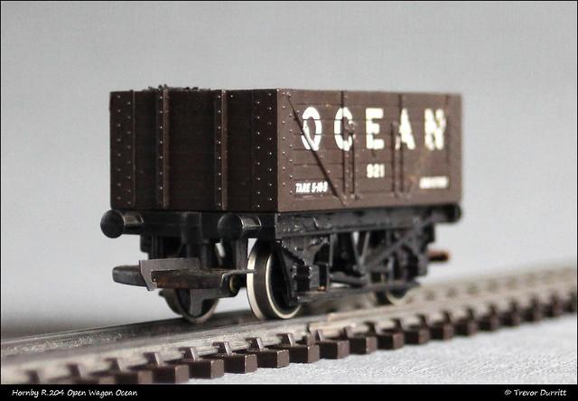 Hornby R.204 Open Wagon Ocean IMG_2986