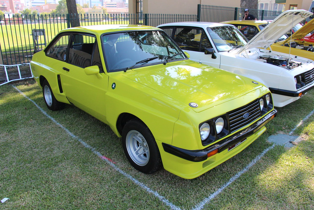 1978 Ford Escort Mk Ii Rs2000 X Pack The Uk Built Mk Ii Es Flickr