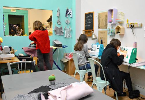 taller costura desembre'18 fb   by Patrícia - El Calaix