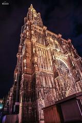 Notre dame de Strasbourg. France