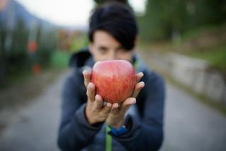 La mela del desiderio | by Davide Gabino (aka Stròlic Furlàn)