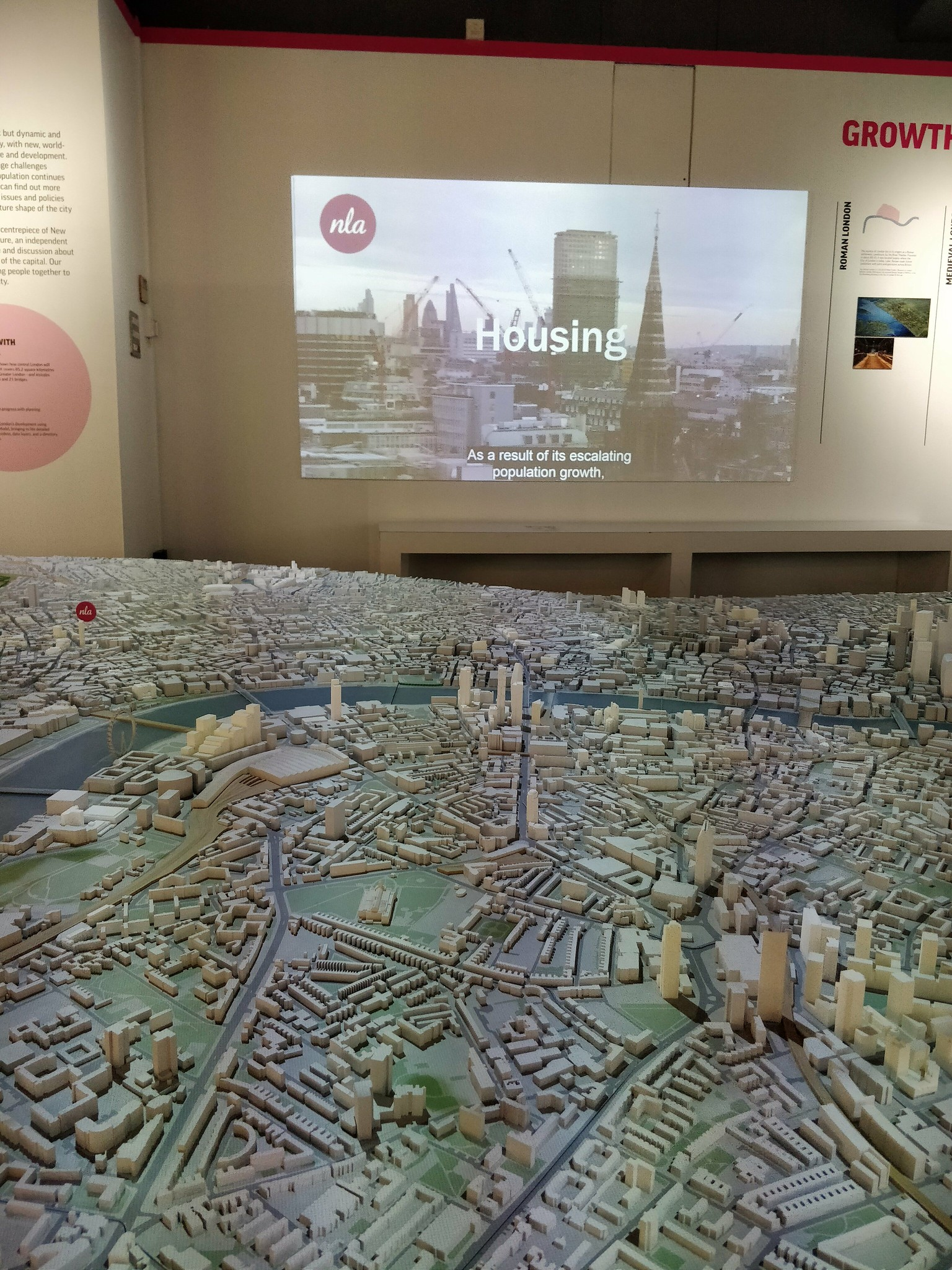 Team visit to The New London Model. It's epic.